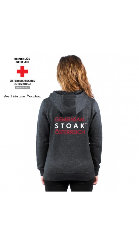 GEMEINSAM STOAK Hoodie I LIMITED EDITION